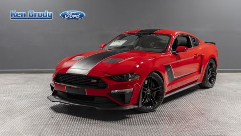 New 2019 Ford Mustang GT Coupe