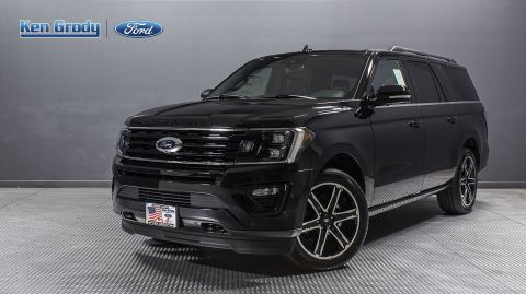 New 2019 Ford Expedition Max Limited
