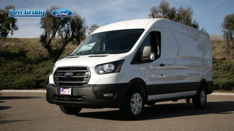 New 2020 Ford Transit Cargo Van XL